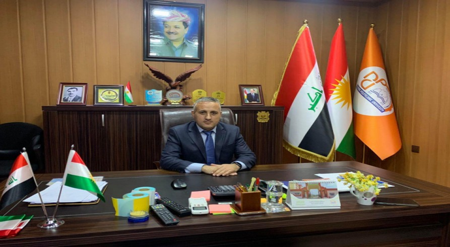 A lecturer from the University of Zakho Becomes Dean of Zakho Technical Institute